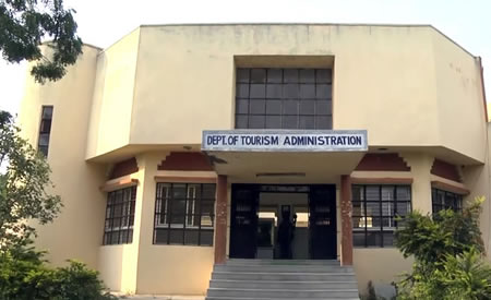 Department of Tourism Administration